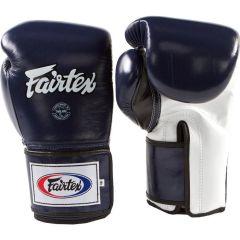 Боксерские перчатки Fairtex BGV5 Pro Sparring - navy