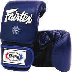 Снарядные перчатки Fairtex TGO3 - navy