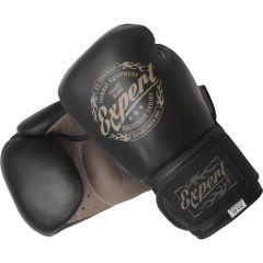 Боксерские перчатки Fight Expert - черный