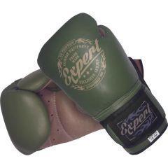 Боксерские перчатки Fight Expert - зеленый