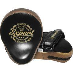 Боксёрские лапы Fight Expert - черный