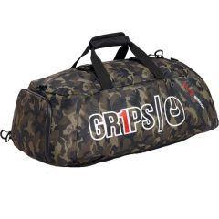 Спортивная сумка-рюкзак Grips Woodland Camo