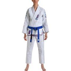 Женское кимоно (ги) для БЖЖ Grips Athletics Ara - белый