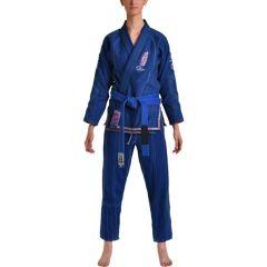 Женское кимоно (ги) для БЖЖ Grips Athletics Ara - синий