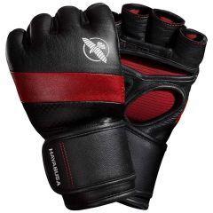 ММА перчатки Hayabusa T3 - черный/красный