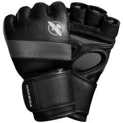ММА перчатки Hayabusa T3 - черный/серый