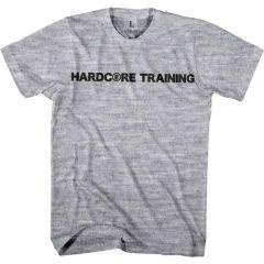 Футболка Hardcore Training Basic - серый
