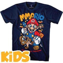 Детская футболка Hardcore Training MMArio