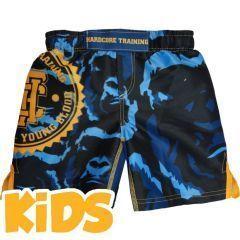 Детские ММА шорты Hardcore Training Gorilla