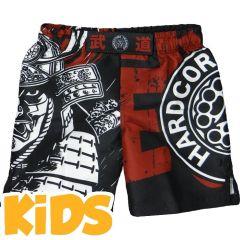 Детские ММА шорты Hardcore Training Budo