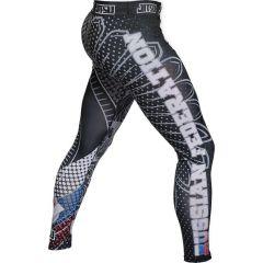 Компрессионные штаны Jitsu Patriot