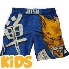 Детские ММА шорты Jitsu Zen-cat