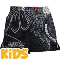 Детские ММА шорты Jitsu Patriot