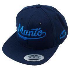Снэпбэк Manto Number One - темно-синий