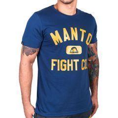 Футболка Manto Fight Co Navy