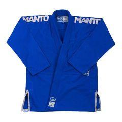 Кимоно (ги) для БЖЖ Manto X3 - синий