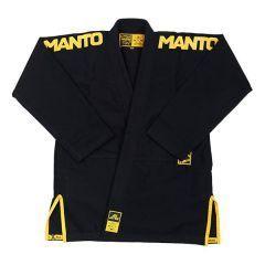Кимоно (ги) для БЖЖ Manto X3 - черный