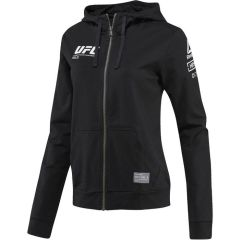 Женская толстовка Reebok UFC Ultimate Fan