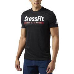 Футболка Reebok CrossFit Black