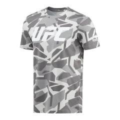 Спортивная футболка Reebok UFC - gray/white
