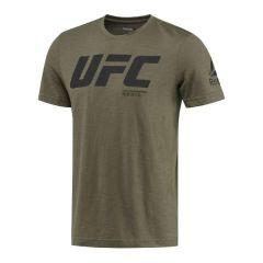 Спортивная футболка Reebok UFC - olive