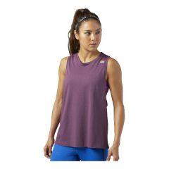 Женская майка Reebok CrossFit - plum