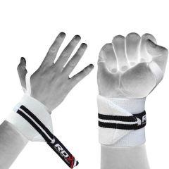 Кистевые бинты RDX - черный/белый