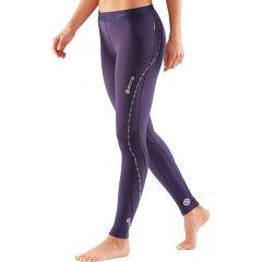 Женские компрессионные штаны Skins DNAmic Thermal Blackberry/ Violet