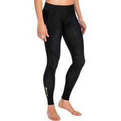 Женские компрессионные штаны Skins A400 Black