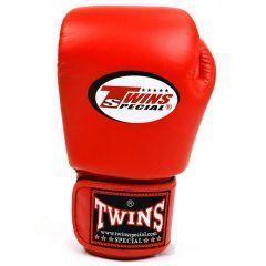 Боксерские перчатки Twins BGVLA-2 - красный