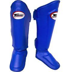 Защита ног (шингарды) Twins Special SGL-10 - синий
