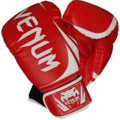 Боксерские перчатки Venum Challenger 2.0 - красный
