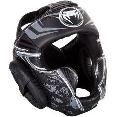 Боксерский шлем Venum Gladiator - черный