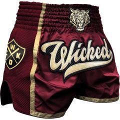 Шорты для тайского бокса Wicked One Tiger Hood