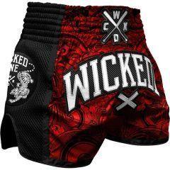 Шорты для тайского бокса Wicked One Rude