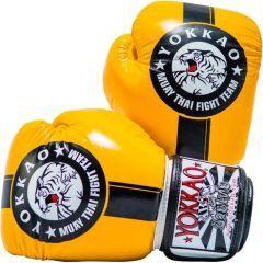Боксерские перчатки Yokkao Official Fight Team