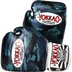 Боксерские перчатки Yokkao Navy Seal
