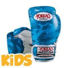 Детские боксерские перчатки Yokkao