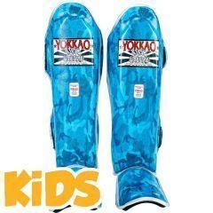 Детская защита ног (шингарды) Yokkao