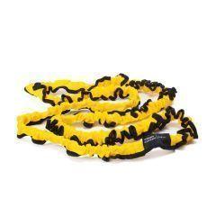 Желтая резиновая петля в рукаве Atletika24 (2-15 кг)