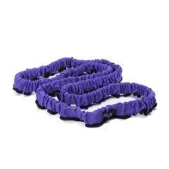 Фиолетовая резиновая петля в рукаве Atletika24 (12-37 кг)