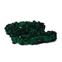 Зеленая резиновая петля в рукаве Atletika24 (15-48 кг)