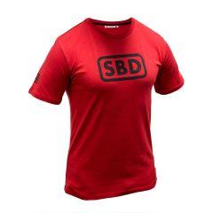 Женская футболка SBD (зимняя серия)