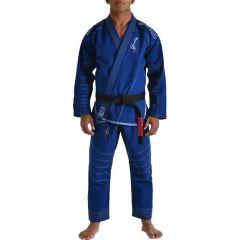Кимоно (ги) для бжж Grips Armadura - синее