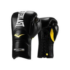 Боксерские перчатки Everlast Elite laced Training Gloves