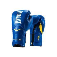Боксерские перчатки Everlast Elite Hook & Loop Training Gloves