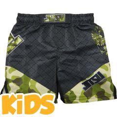 Детские ММА шорты Jitsu Patriot Camo