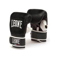 Снарядные перчатки Leone Contact - черный/белый