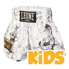 Детские шорты для тайского бокса Leone Ramon