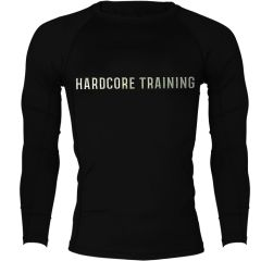 Рашгард Hardcore Training Black